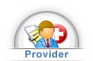 Personal Information for Provider